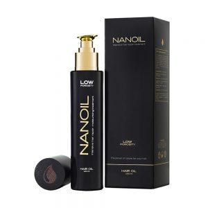 olej na vlasy Nanoil